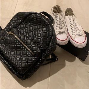 Converse Sneakers and free backpack